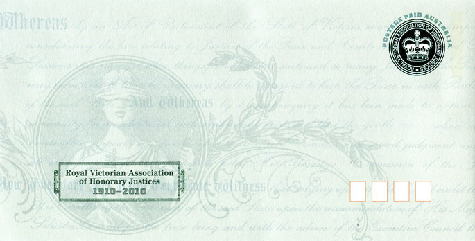 Justices Envelope