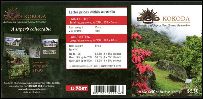 Kokoda general booklet