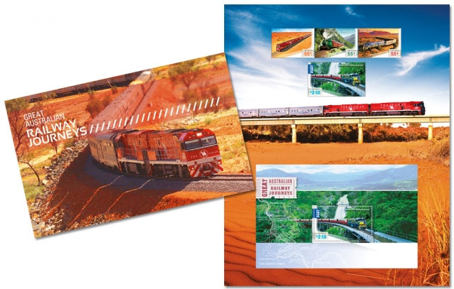 Great Railway Journey Pack