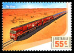 Great Railway Journey Stamps