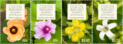 60c and $1.20 stamps