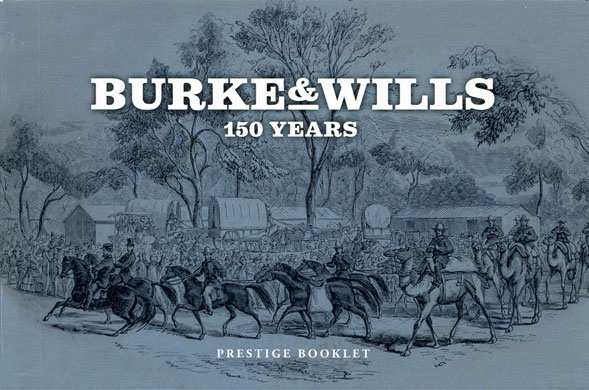 Burke and Wills Prestige Booklet