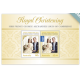 Australia: Royal Baby Christening Miniature Sheet